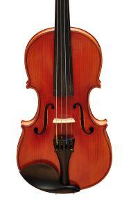 Studie viool middeklasse1/32 1/16 1/8 1/4 1/2 3/4 4/4