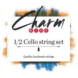 Charm cello snaren voor kinderen