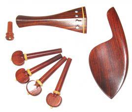 onderdelen viool C