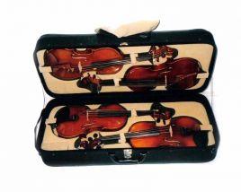 Koffer voor 4 violen A