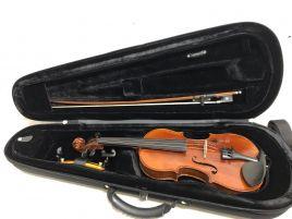 1/4 vioolkoffer