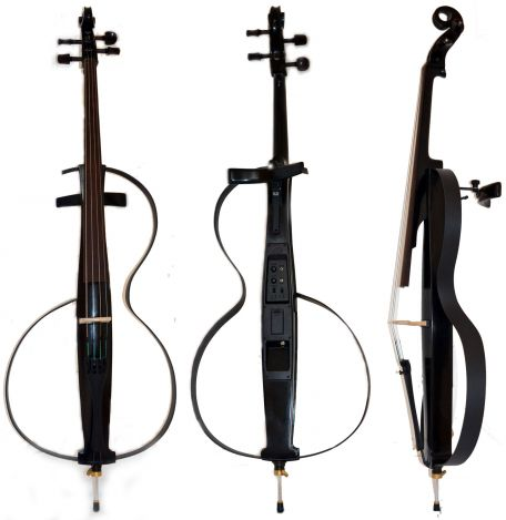 Elektrische Silent cello