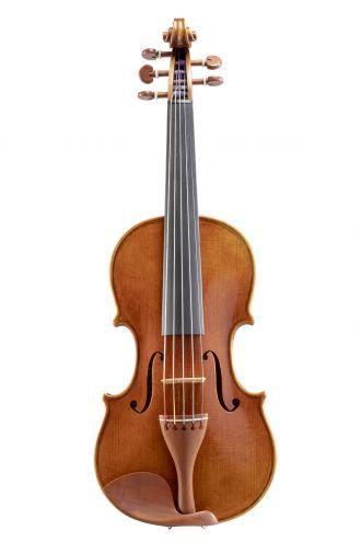 Studie viool hoge klasse 5 snaren