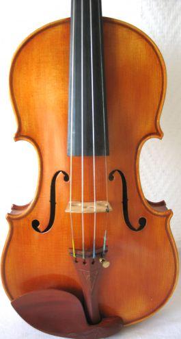 Meester viool Guarneri model