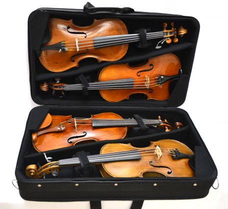 Koffer voor 4 violen B